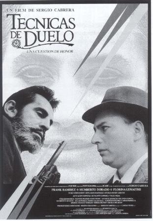 Details of a Duel: A Question of Honor (Técnicas de duelo: Una cuestión de honor) (1989)