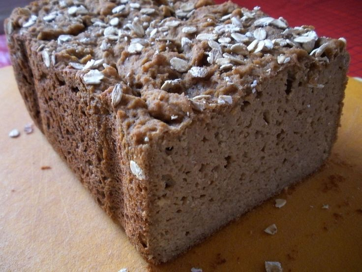 Gluten-free Whole Grain Oatmeal Bread for the Bread Maker and a Giveaway - autumn makes and does