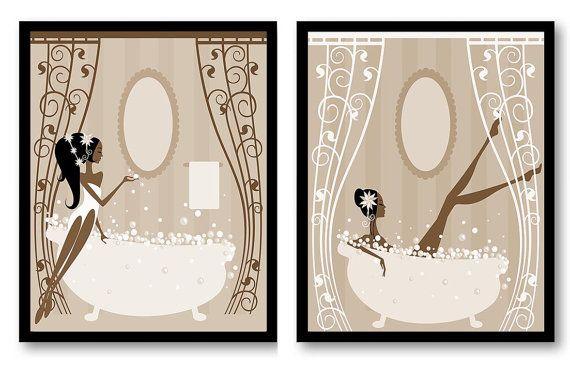 1000+ Images About Unique Bathroom Decor On Pinterest