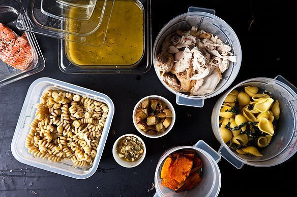 5 Links to Read Before Storing Your Food in the Freezer  on Food52