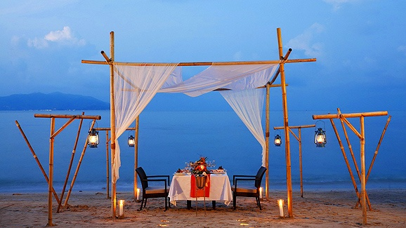 Melati Beach Resort & Spa - Koh Samui, Thailand.