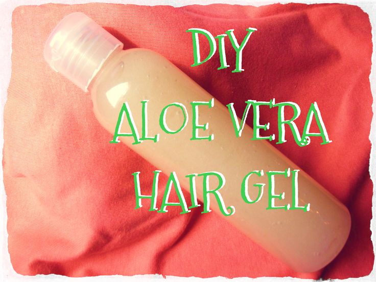 It is over a year now that my husband uses my Aloe Vera Hair Gel and he is very happy with it, but I never thought it would be interesting to post about it... until today :) The recipe is really fo...
