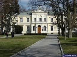 The campus is located in the southern part of Warsaw and can be easily reached from the city centre by subway or by bus.