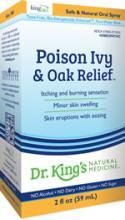 For temporary relief of skin irritations related to poison ivy, poison oak, poison sumac, detergents, cosmetics, or other irritants: minor swelling, itching, burning sensation, rashes, skin eruptions with oozing.