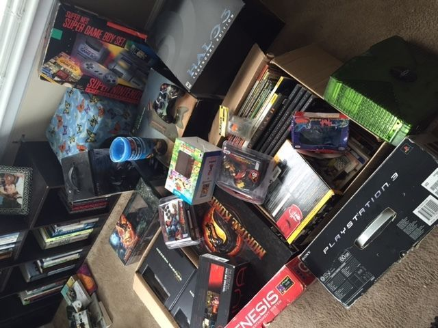 Classic Video Games For Sale
