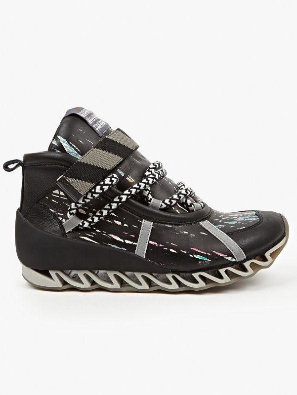 Bernhard Willhelm x Camper Together Mens High Top Sneakers   oki-ni