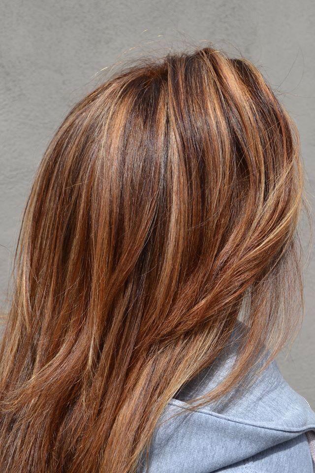 Bien connu Oltre 25 idee originali per Coprire i capelli bianchi su Pinterest  IY08