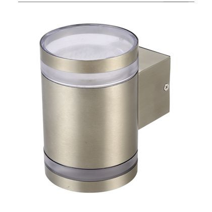 Low Energy Silver Double Wall Light