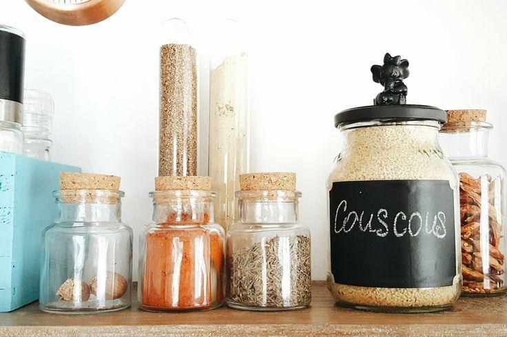 Сегодня очень легкий и быстрый DIY - делаем банки для сыпучих продуктов своими руками.
