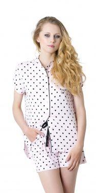 #pijama #pijamacorto #pijamamujer #lohe #pijamarosa