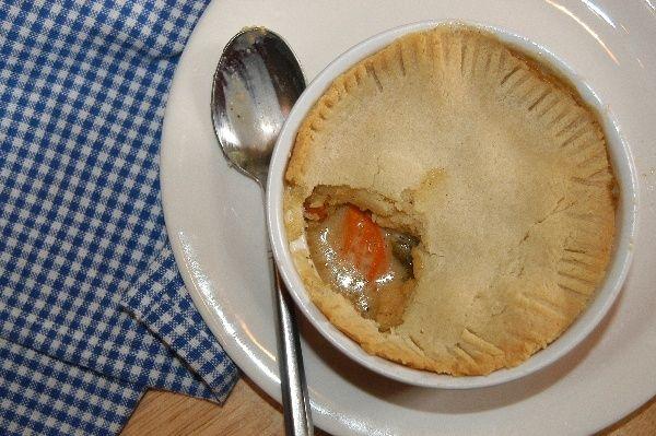 Paleo Grandma's Leftover Turkey Pot Pie