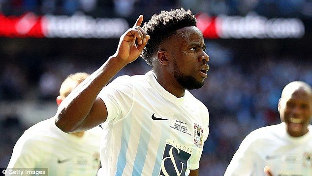 awesome Coventry City 2-1 Oxford United:Sky Blues seal victory Check more at https://epeak.info/2017/04/02/coventry-city-2-1-oxford-united-sky-blues-seal-victory/