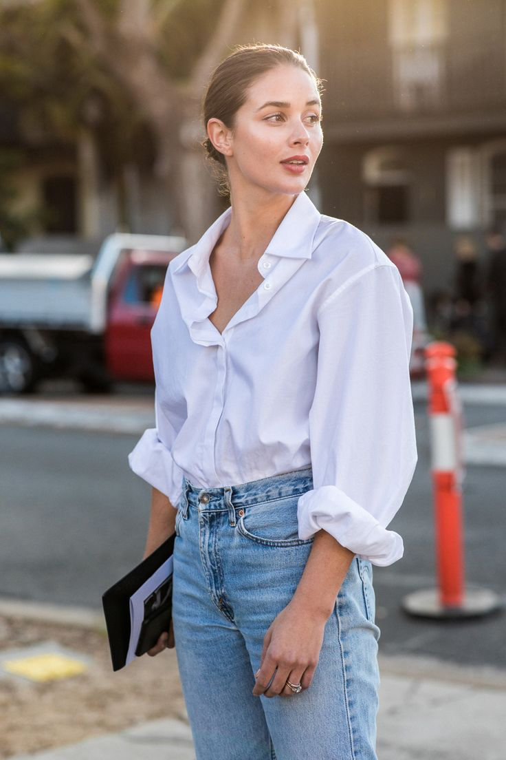 A Note on Style: Wearing Denim Lately