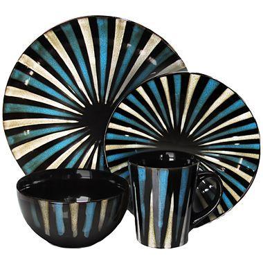 Dinnerware - jcpenney  sc 1 st  Pinterest & 13 best Artistic Tableware images by Lisa Schwarz on Pinterest ...