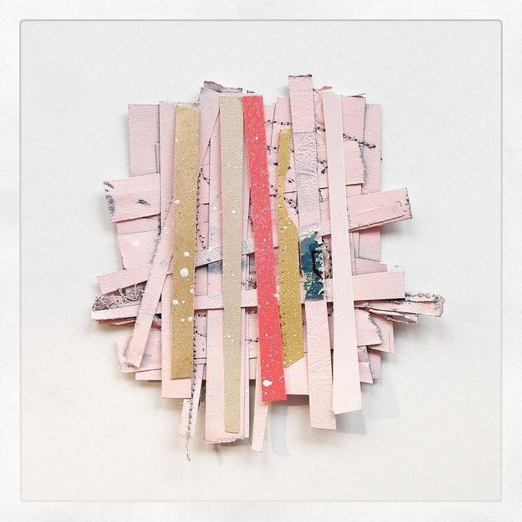 #49  todayssmallcollage . . #sophieklerk #project #collage #collageart #mixedmedia #paper #art #forsale #pink #collage #abstractart #49 #instaart #instaartist #workonpaper #artwork #wallart #mixedmediaart #papergoods #mixedmediaartist #todayssmallcollage #abstractcollage #artforsalebyartist #contemporaryart #instagood #newseries #colourful #newwork #artforsale #originalartwork