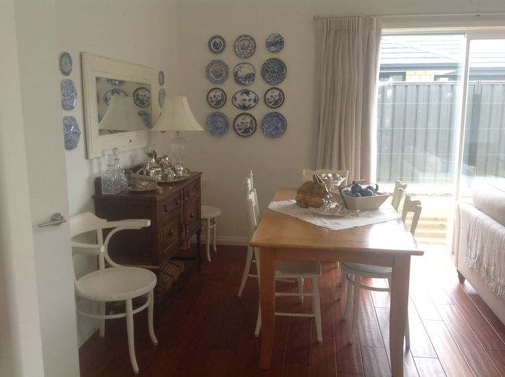 Gaye's dining room