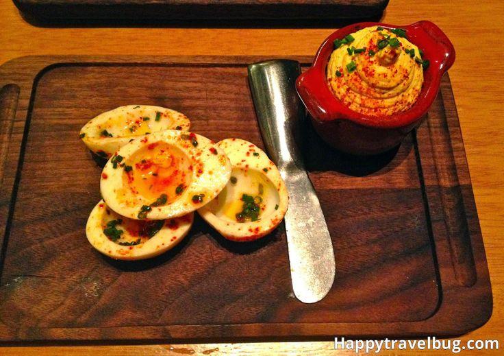 Deviled Eggs From Gordon Ramsay S Pub Amp Grill Deviled Eggs Recipe Gordon Ramsay Cooking Recipes