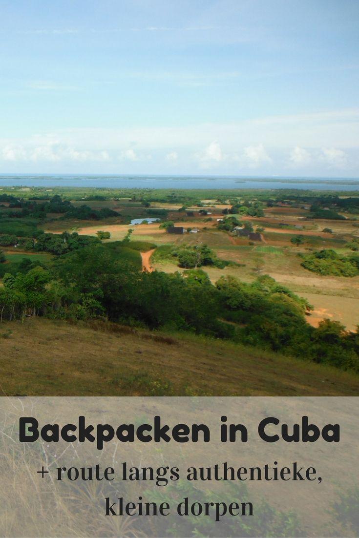 Backbacken in Cuba is een absolute aanrader! Wij sloegen de toeristische plekken over en trokken langs kleine, authentieke dorpen en door natuurparken.