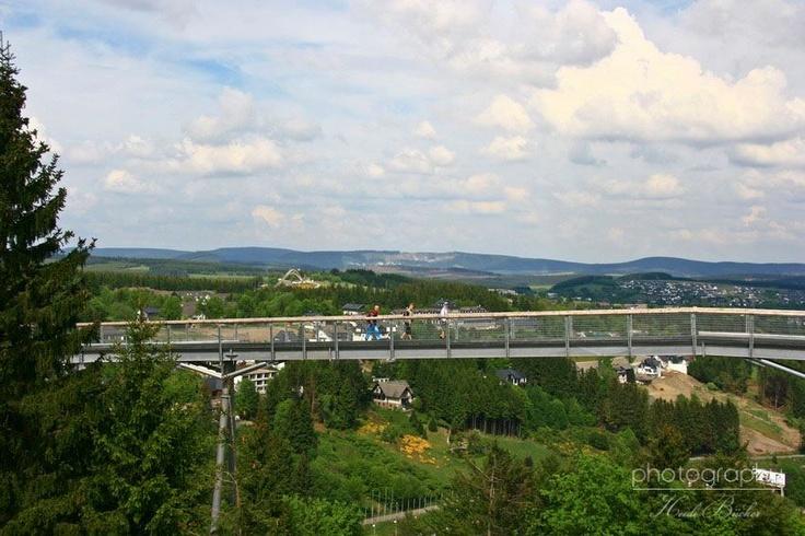 Panoramabrücke Winterberg, Sauerland