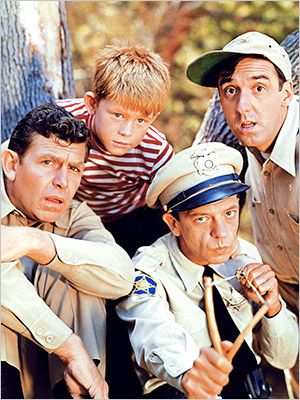 The Andy Griffith Show (1960-68) she would whistle the theme song and her cat Speedy would come running!
