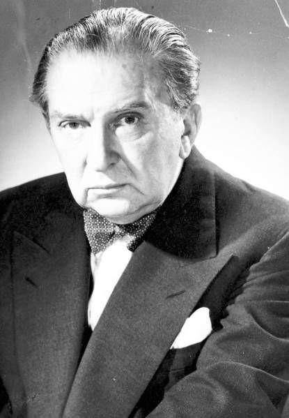 #15nov #1963 #NuevaYork fallece Fritz Reiner, director de orquesta húngaro