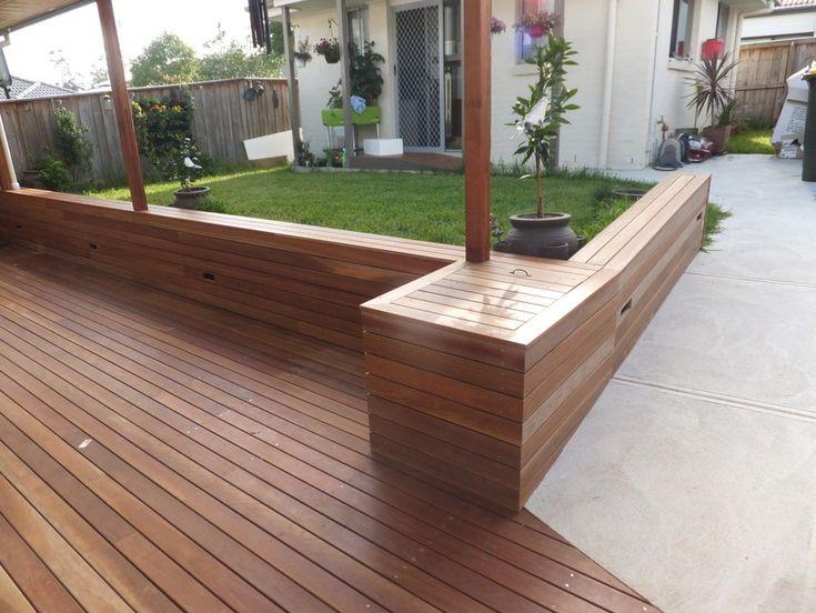Spotted Gum Deck - Sam's Decks and Pergolas, Outdoor Home Improvement,Kellyville NSW, 2768 - TrueLocal