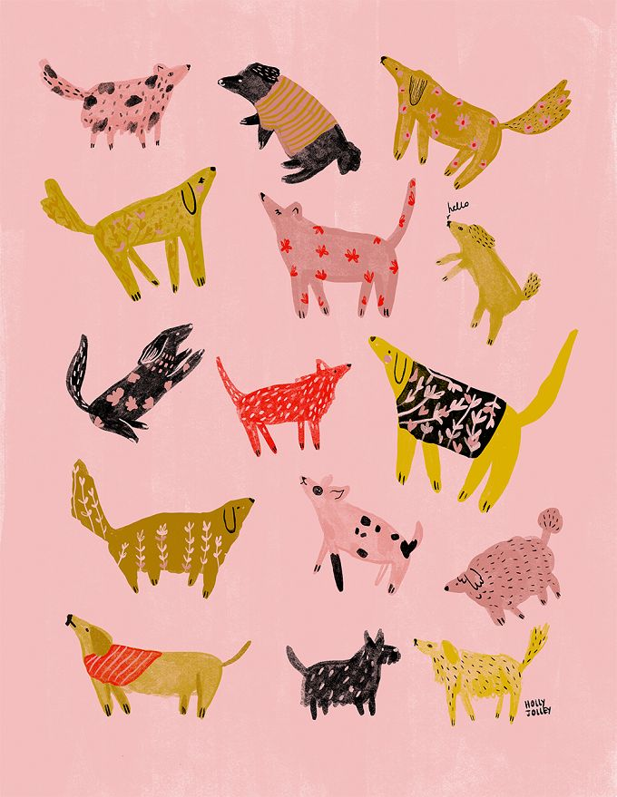 Ilustration by Holly Jolley