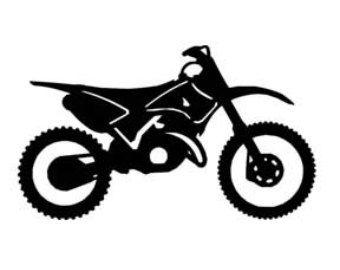 Dirt bike tattoo idea