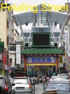 Self-guided KL Chinatown walking tour