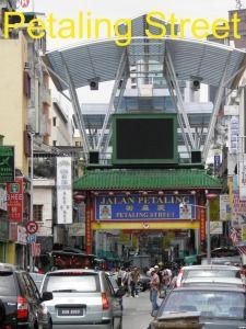 Self-guided KL Chinatown walking tour