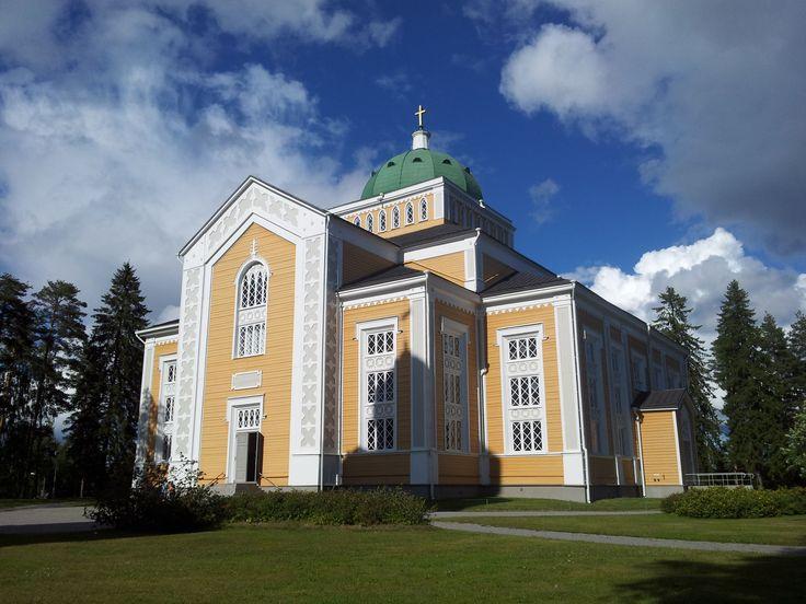Kerimäen kirkko, Savonlinna