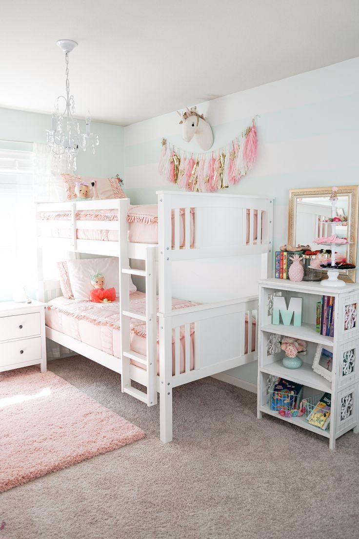 girly bunk beds