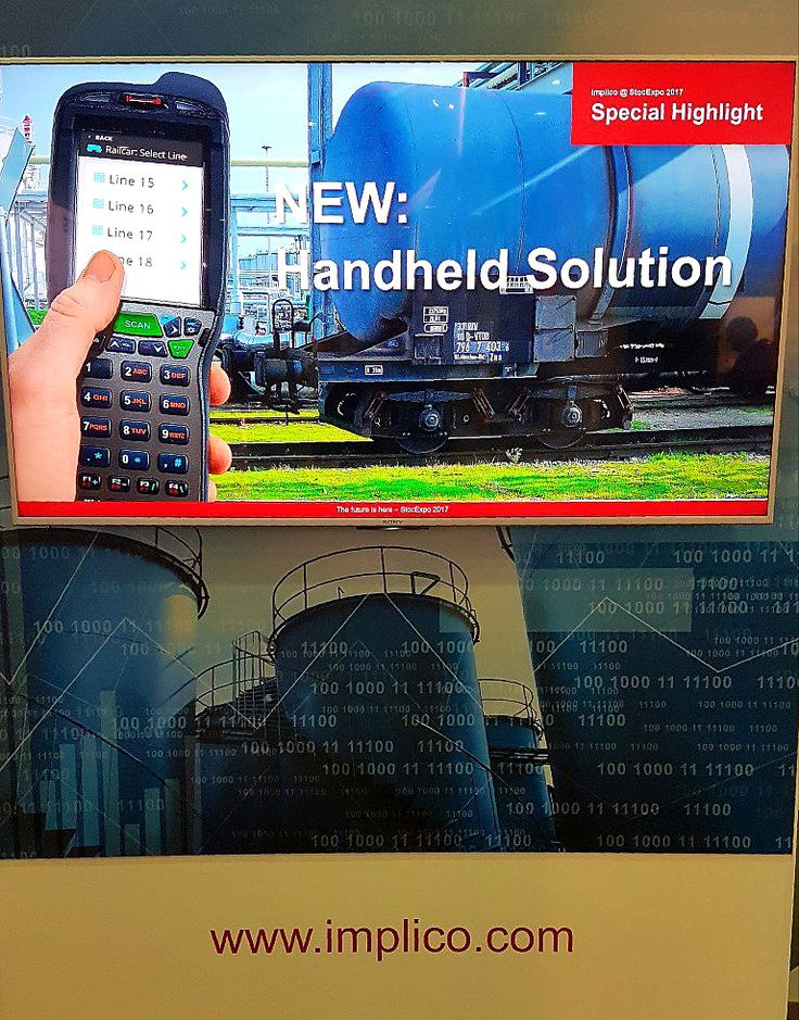 Implico present the new handheld solution for Terminal Mangament