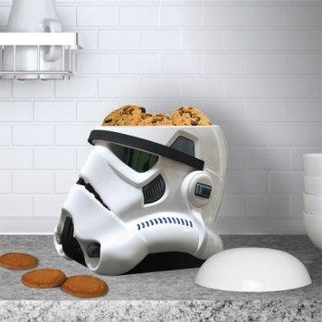 Star Wars Fan - STAR WARS STORMTROOPER COOKIE JAR
