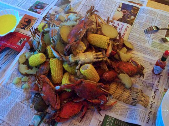 Crab Boil A Summer Classic   Michael Ruhlman