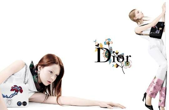 Dior SS15 Ad Campaign ---> so-www.sophisticated.com