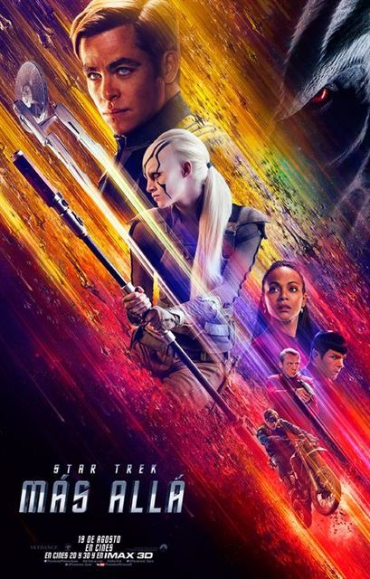 Star Trek: Más allá | 2016 | FullBR1080 TrueHD EN AC3 ES.MULTI SUBS | VS | Ci-Fi