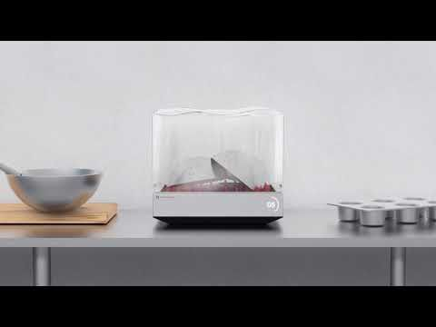 Heatworks Tetra Shrinks The Dishwasher Into A Countertop Appliance