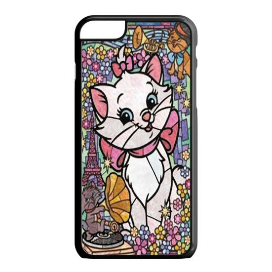Marie Cat Disney's The AristoCats Stained Glass iPhone 6S Case ...