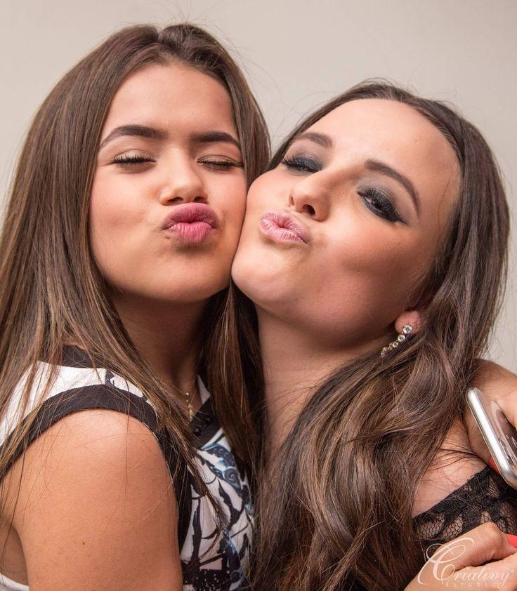 Larissa Manoela e Maisa Silva