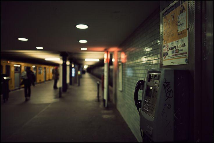 U-Bhf. Senefelder Platz V by iDie on DeviantArt