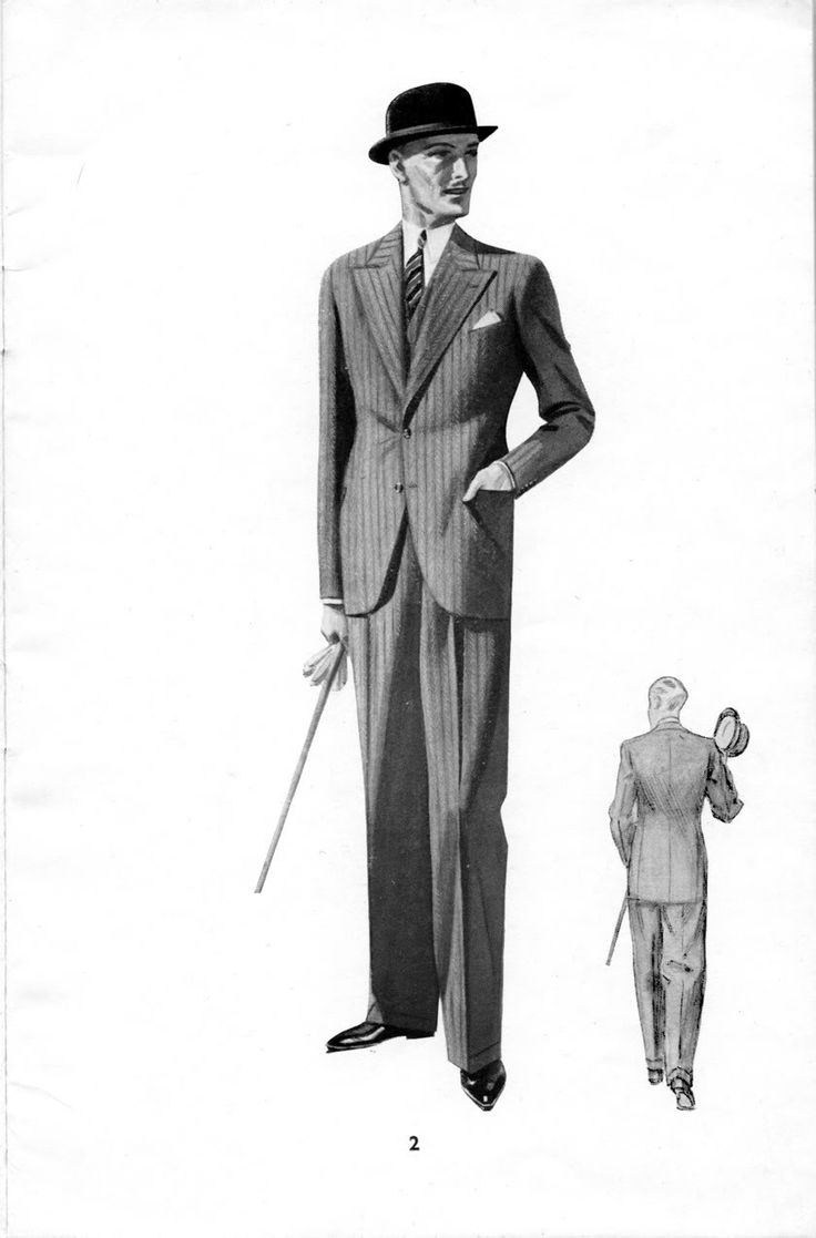 Spring Summer 1939 UK | 1930s Men Fashion | Pinterest | L ...