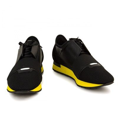 Erkek Yeni Sezon Günlük Spor Ayakkabı Sarı