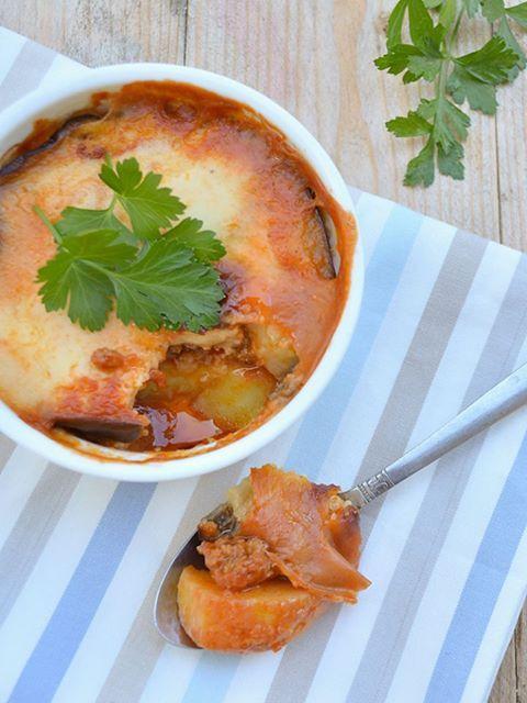 Moussaka tipico piatto della Grecia http://blog.giallozafferano.it/ricettechepassione/moussaka-ricetta-originale/