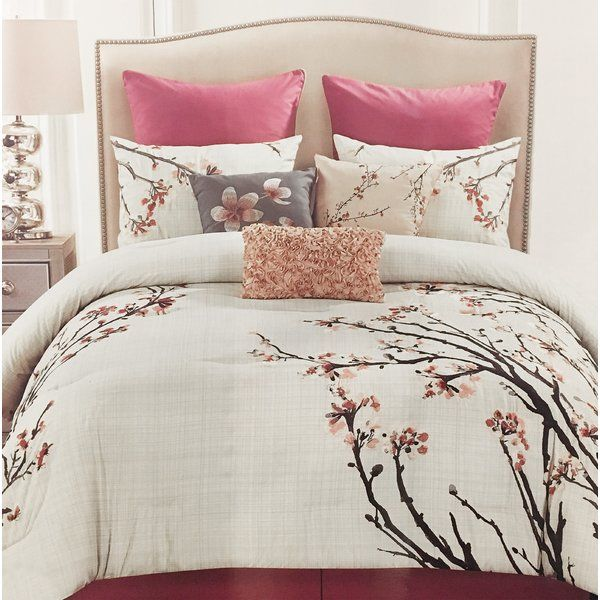 You Ll Love The Giddens 10 Piece Comforter Set At Wayfair Great Deals On All Bed Bath Products With Free Shipp Comforter Sets Home Decor Bedroom Home Decor