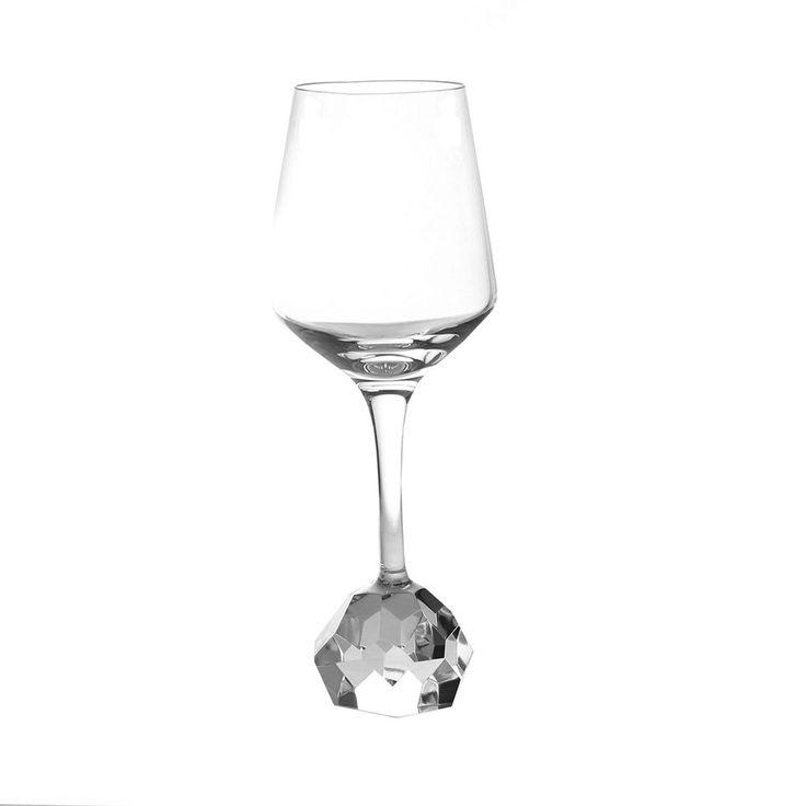 Weissweinglas Stone 2er Set