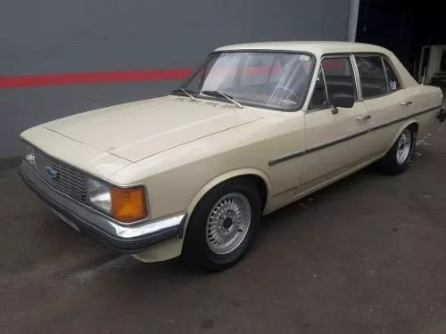 opala standart 1982 4 portas cambio 3 marchas 4 cilindros