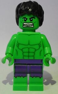 LEGO Hulk Promotional Mini figure! Huge Lego fan since I was a kid, I still collect now at 23!