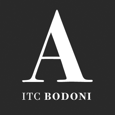 ITC Bodoni - A font from ITC