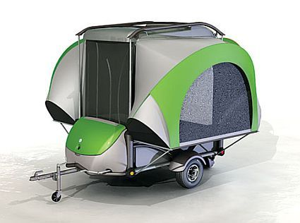 If you want your family to experience the great outdoors, the SylvanSport GO camping and travel trailer is simply meant for you.